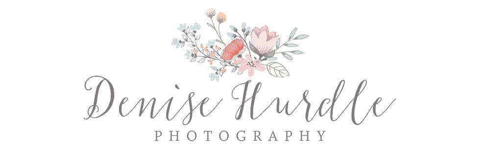 Denise Hurdle Photography Orange County | Newborn Photographer logo